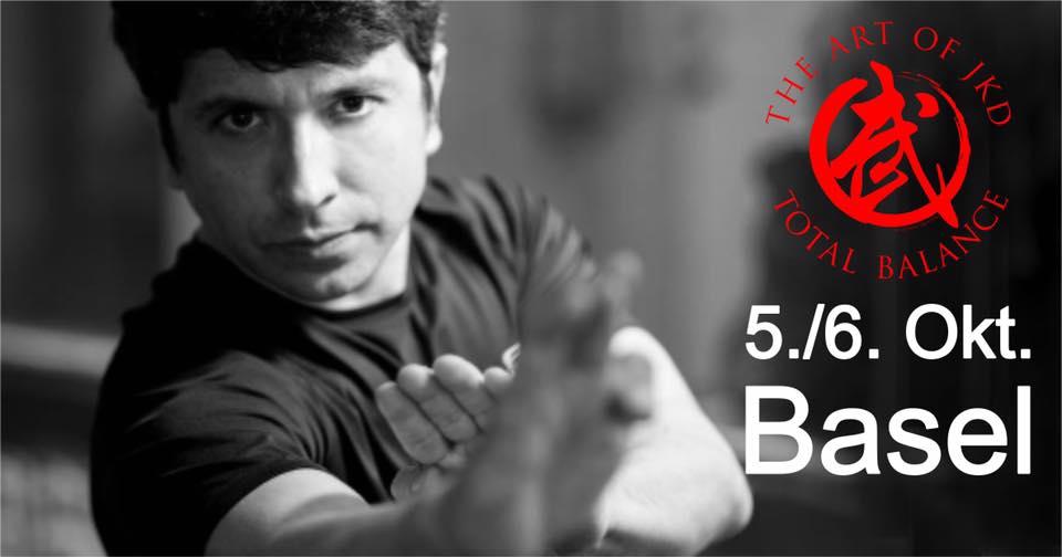 Die Kampfkunst des Jeet Kune Do mit Octavio Quintero